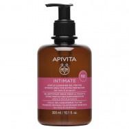 Apivita Intimate Plus нежен успокояващ гел за интимна хигиена 300мл.