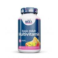 Basic Adult Multivitamin - мултивитамини за възрастни х 100, Haya labs