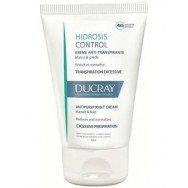 Ducray Hidrosis Control Крем против изпотяване за ръце и крака 50мл