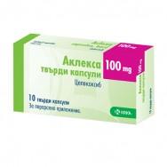 АКЛЕКСА КАПС 100МГ Х 10