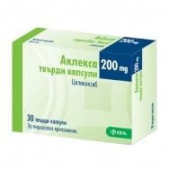 АКЛЕКСА КАПС 200МГ Х 10