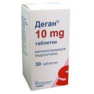 ДЕГАН ТБ 10МГ Х 30