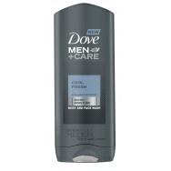 Dove Men Cool Fresh Душ гел за лице и тяло 250 мл
