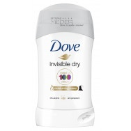 Dove Deo Invisible Dry 100 Colours Дезодорант стик 40 мл