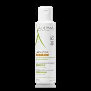 A-Derma Exomega Control емолиентен пенещ се почистващ гел за лице и тяло 500 мл. промо