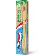 Aquafresh Bamboo Interdental бамбукова, рециклируема четка за зъби