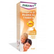 Паранит, спрей превенция от главови въшки при възрастни и деца над 3-годишна възраст 100мл.