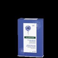 Klorane Bleuet изглаждащи и успокояващи пачове за очи със синя метличина, отгледана чрез органично земеделие 7 x 2 броя