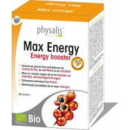 Physalis Био Макс Енерджи за физическата и умствена издръжливост х 30тб.