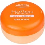 Aroma Успокояващ крем за лице невен 75мл