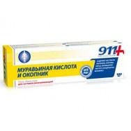911 Мравчена киселина и окопник гел-балсам за тяло при болки в мускулите и ставите 100 мл.